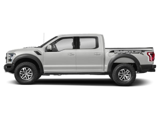 Oxford White 2018 Ford F-150 Pictures F-150 Raptor 4WD SuperCrew 5.5' Box photos side view