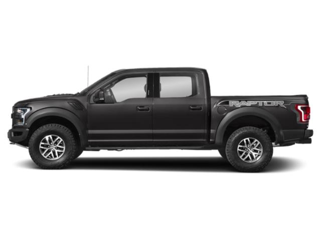 Lead Foot 2018 Ford F-150 Pictures F-150 Raptor 4WD SuperCrew 5.5' Box photos side view