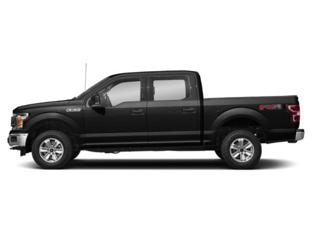 Lead Foot 2018 Ford F-150 Pictures F-150 Crew Cab XLT 4WD photos side view