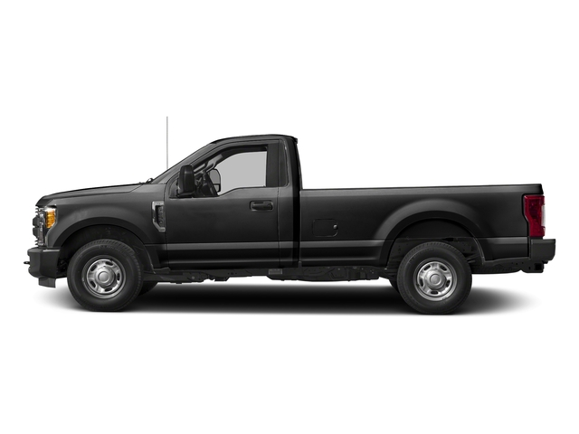 Magnetic Metallic 2018 Ford Super Duty F-250 SRW Pictures Super Duty F-250 SRW XL 2WD Reg Cab 8' Box photos side view