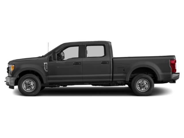 Magnetic Metallic 2018 Ford Super Duty F-250 SRW Pictures Super Duty F-250 SRW XL 2WD Crew Cab 6.75' Box photos side view