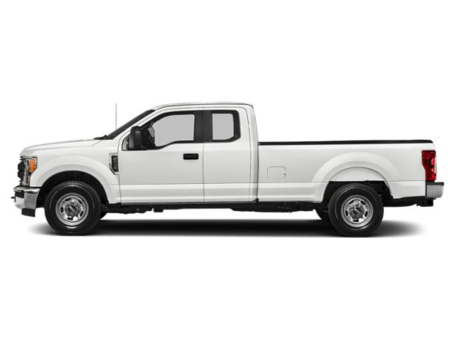 Oxford White 2018 Ford Super Duty F-250 SRW Pictures Super Duty F-250 SRW XL 4WD SuperCab 8' Box photos side view