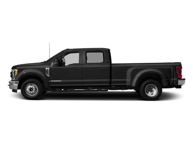 Magnetic Metallic 2018 Ford Super Duty F-350 DRW Pictures Super Duty F-350 DRW Crew Cab XL 2WD photos side view