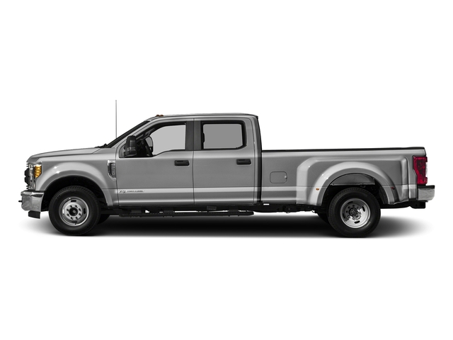 Ingot Silver Metallic 2018 Ford Super Duty F-350 DRW Pictures Super Duty F-350 DRW Crew Cab XL 2WD photos side view