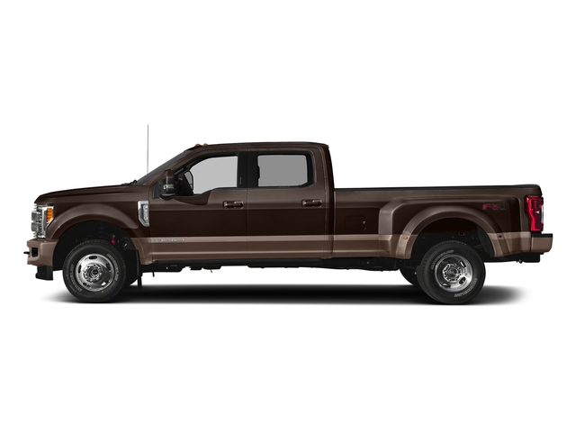 Magma Red Metallic 2018 Ford Super Duty F-350 DRW Pictures Super Duty F-350 DRW Crew Cab King Ranch 2WD photos side view