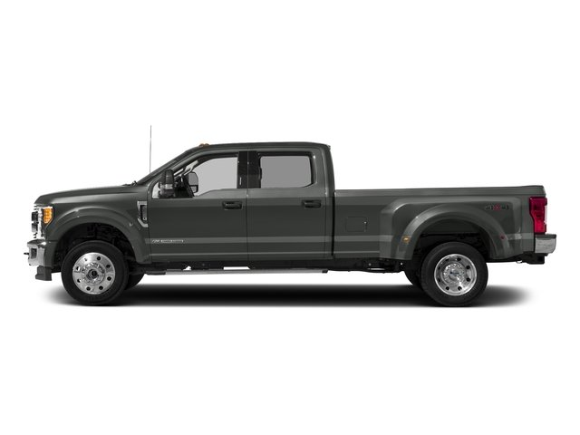 Magnetic Metallic 2018 Ford Super Duty F-450 DRW Pictures Super Duty F-450 DRW Crew Cab XLT 4WD T-Diesel photos side view