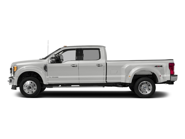 Oxford White 2018 Ford Super Duty F-450 DRW Pictures Super Duty F-450 DRW Crew Cab XLT 4WD T-Diesel photos side view
