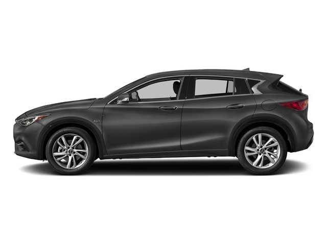 Graphite Shadow 2018 INFINITI QX30 Pictures QX30 Premium FWD photos side view