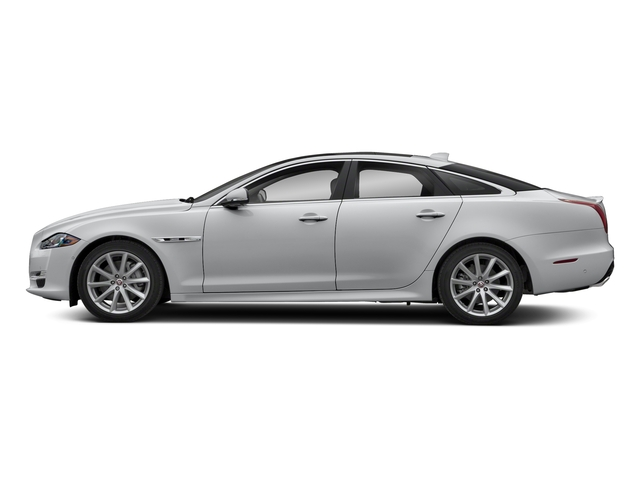 Yulong White Metallic 2018 Jaguar XJ Pictures XJ XJ Supercharged RWD photos side view