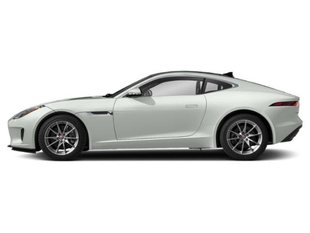 Fuji White 2018 Jaguar F-TYPE Pictures F-TYPE Coupe 2D 380 photos side view