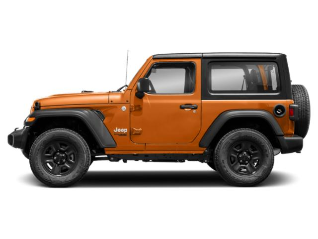 Punkn Metallic Clearcoat 2018 Jeep Wrangler Pictures Wrangler Sport 4x4 photos side view