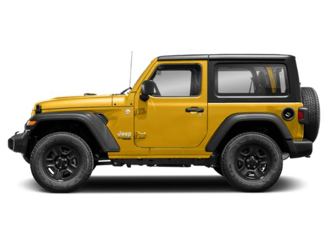 Hellayella Clearcoat 2018 Jeep Wrangler Pictures Wrangler Sport 4x4 photos side view