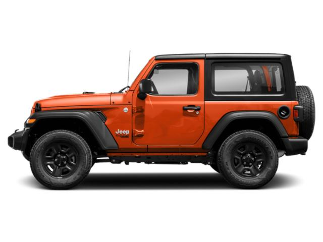 Punkn Metallic Clearcoat 2018 Jeep Wrangler Pictures Wrangler Utility 2D Rubicon 4WD V6 photos side view