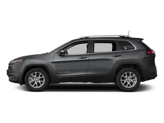 Granite Crystal Metallic Clearcoat 2018 Jeep Cherokee Pictures Cherokee Latitude Tech Connect FWD photos side view
