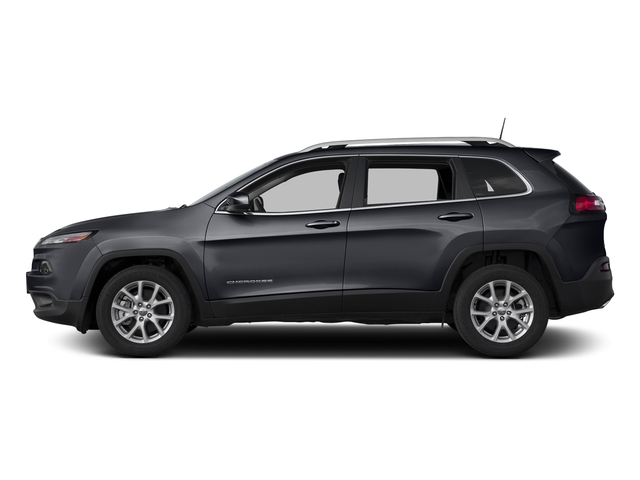 Rhino Clearcoat 2018 Jeep Cherokee Pictures Cherokee Utility 4D Latitude Plus 4WD photos side view