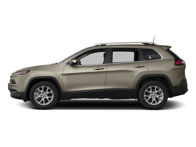 Light Brownstone Pearlcoat 2018 Jeep Cherokee Pictures Cherokee Latitude Plus FWD photos side view
