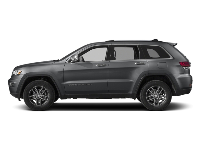Granite Crystal Metallic Clearcoat 2018 Jeep Grand Cherokee Pictures Grand Cherokee Sterling Edition 4x4 *Ltd Avail* photos side view