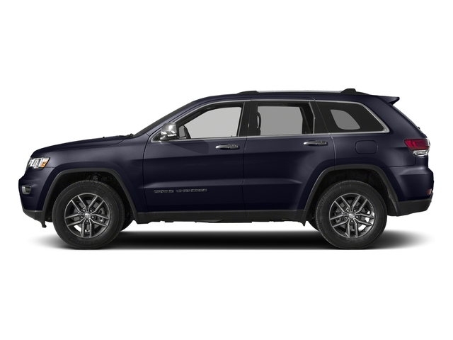 Sangria Metallic Clearcoat 2018 Jeep Grand Cherokee Pictures Grand Cherokee Sterling Edition 4x4 *Ltd Avail* photos side view