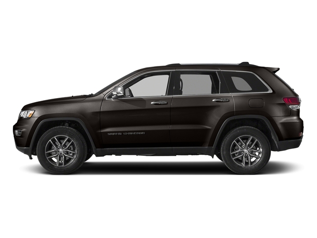 Walnut Brown Metallic Clearcoat 2018 Jeep Grand Cherokee Pictures Grand Cherokee Limited 4x4 photos side view