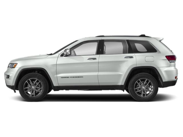 Bright White Clearcoat 2018 Jeep Grand Cherokee Pictures Grand Cherokee Sterling Edition 4x2 *Ltd Avail* photos side view