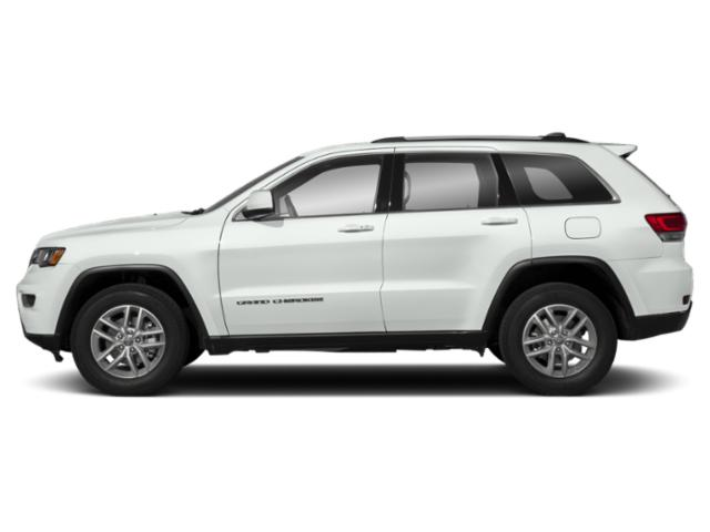 Bright White Clearcoat 2018 Jeep Grand Cherokee Pictures Grand Cherokee Laredo E 4x4 *Ltd Avail* photos side view