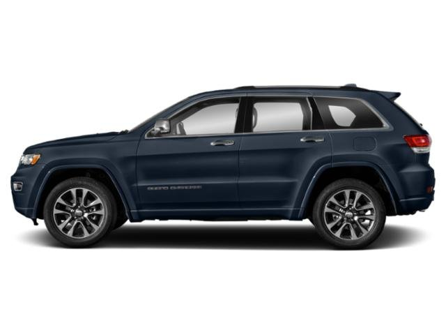 True Blue Pearlcoat 2018 Jeep Grand Cherokee Pictures Grand Cherokee Utility 4D High Altitude 2WD T-Dsl photos side view