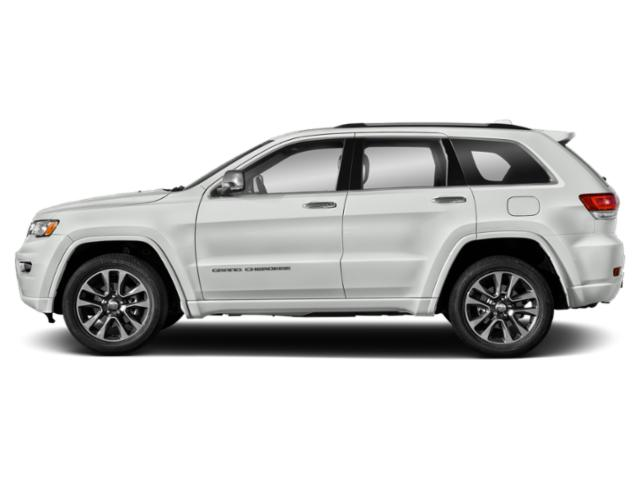 Ivory 3-Coat 2018 Jeep Grand Cherokee Pictures Grand Cherokee Utility 4D Overland 2WD T-Dsl photos side view