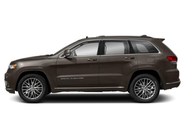 Walnut Brown Metallic Clearcoat 2018 Jeep Grand Cherokee Pictures Grand Cherokee Summit 4x2 photos side view