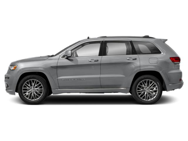 Billet Silver Metallic Clearcoat 2018 Jeep Grand Cherokee Pictures Grand Cherokee Summit 4x2 photos side view