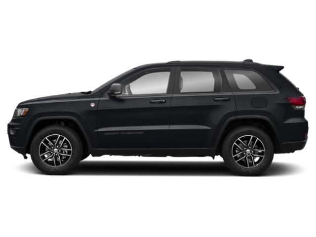 Rhino Clearcoat 2018 Jeep Grand Cherokee Pictures Grand Cherokee Trailhawk 4x4 *Ltd Avail* photos side view