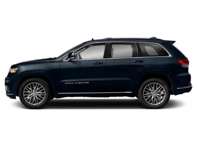 True Blue Pearlcoat 2018 Jeep Grand Cherokee Pictures Grand Cherokee Utility 4D Summit 2WD photos side view