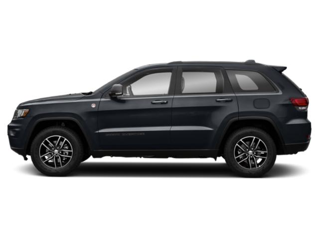 Rhino Clearcoat 2018 Jeep Grand Cherokee Pictures Grand Cherokee Utility 4D Trailhawk 4WD V6 T-Dsl photos side view