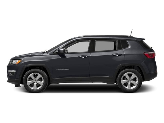 Rhino Clearcoat 2018 Jeep Compass Pictures Compass Limited 4x4 photos side view