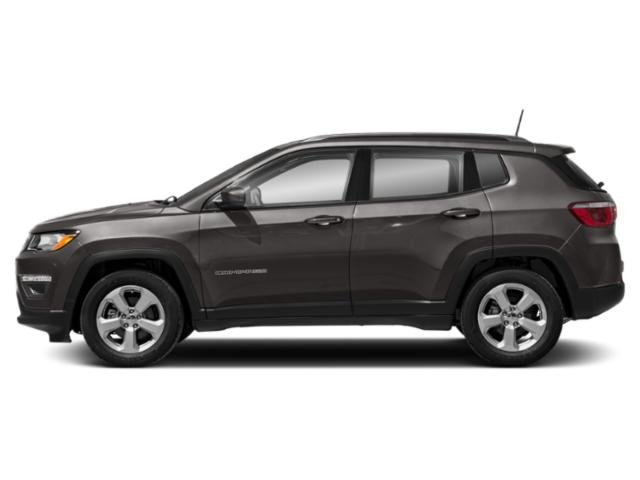 Granite Crystal Metallic Clearcoat 2018 Jeep Compass Pictures Compass Utility 4D Limited 4WD photos side view