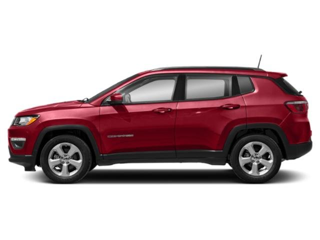 Redline Pearlcoat 2018 Jeep Compass Pictures Compass Utility 4D Limited 4WD photos side view