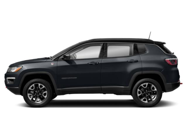 Rhino Clearcoat 2018 Jeep Compass Pictures Compass Utility 4D Trailhawk 4WD photos side view