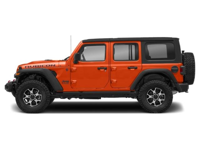Punkn Metallic Clearcoat 2018 Jeep Wrangler Unlimited Pictures Wrangler Unlimited Utility 4D Rubicon 4WD V6 photos side view