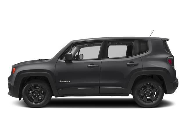 Anvil 2018 Jeep Renegade Pictures Renegade Upland Edition 4x4 photos side view