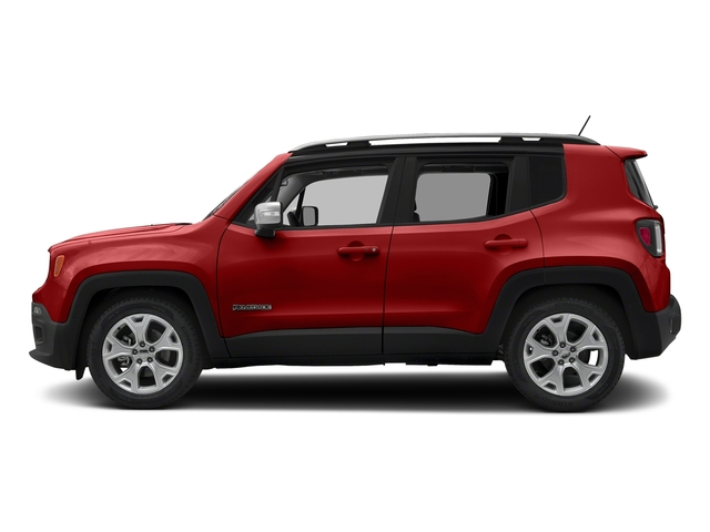 Colorado Red 2018 Jeep Renegade Pictures Renegade Limited FWD photos side view