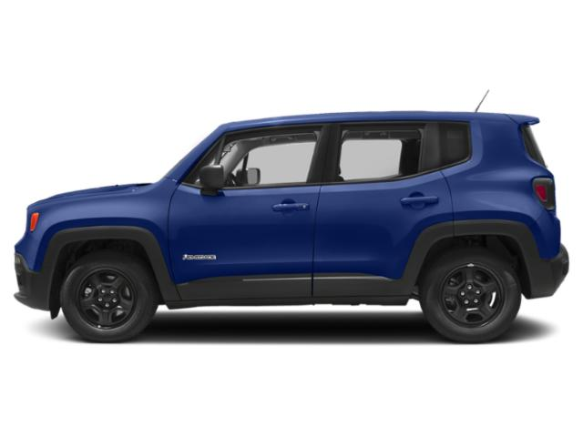 Jetset Blue 2018 Jeep Renegade Pictures Renegade Utility 4D Sport 2WD photos side view