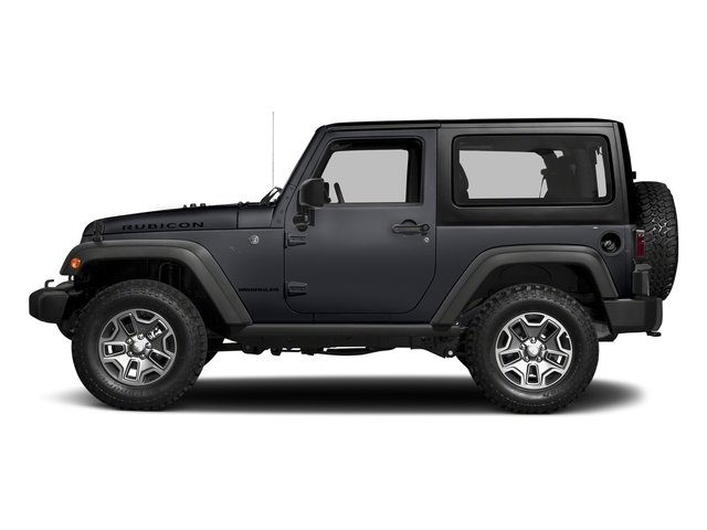 Rhino Clearcoat 2018 Jeep Wrangler JK Pictures Wrangler JK Utility 2D Rubicon Recon 4WD V6 photos side view