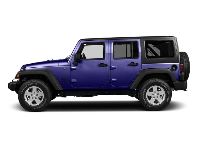 Xtreme Purple Pearlcoat 2018 Jeep Wrangler JK Unlimited Pictures Wrangler JK Unlimited Willys Wheeler 4x4 photos side view