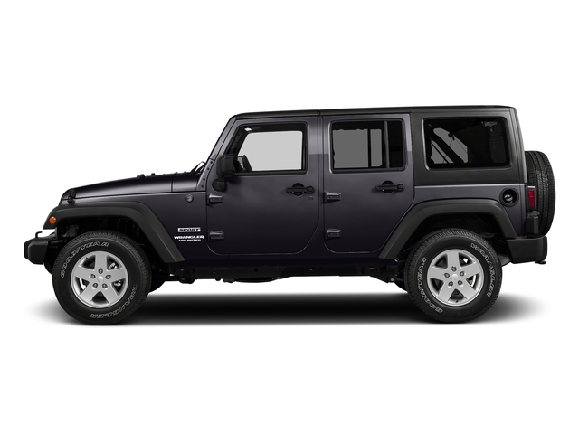 Rhino Clearcoat 2018 Jeep Wrangler JK Unlimited Pictures Wrangler JK Unlimited Willys Wheeler 4x4 photos side view