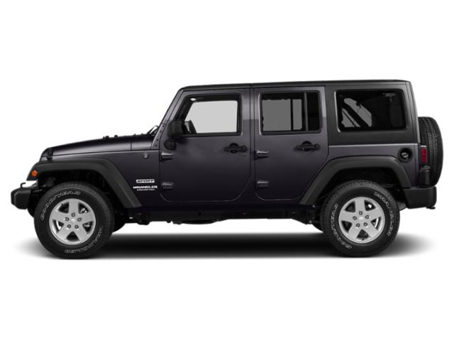 Rhino Clearcoat 2018 Jeep Wrangler JK Unlimited Pictures Wrangler JK Unlimited Utility 4D Unlimited Sport 4WD photos side view