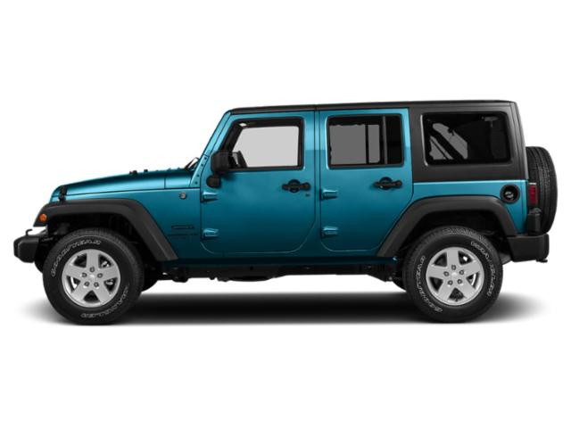 Chief Clearcoat 2018 Jeep Wrangler JK Unlimited Pictures Wrangler JK Unlimited Utility 4D Unlimited Sport 4WD photos side view