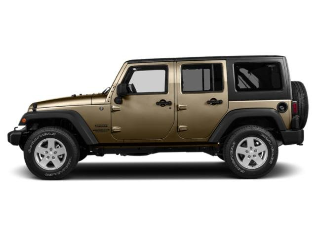 Gobi Clearcoat 2018 Jeep Wrangler JK Unlimited Pictures Wrangler JK Unlimited Utility 4D Unlimited Sport 4WD photos side view