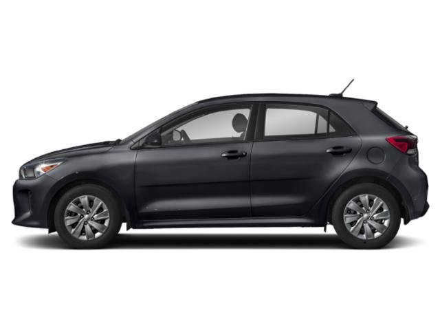 Aurora Black 2018 Kia Rio 5-door Pictures Rio 5-door S Auto photos side view
