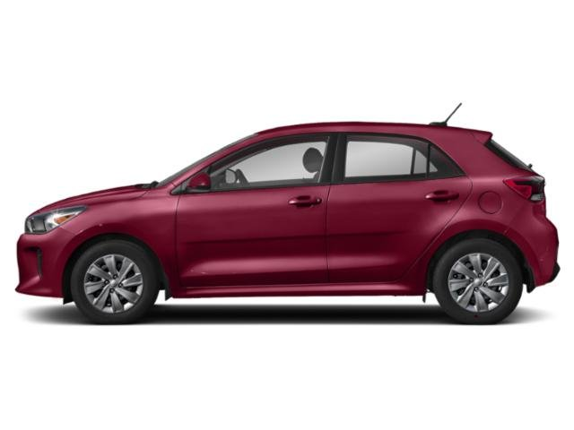 Ice Wine 2018 Kia Rio 5-door Pictures Rio 5-door S Auto photos side view