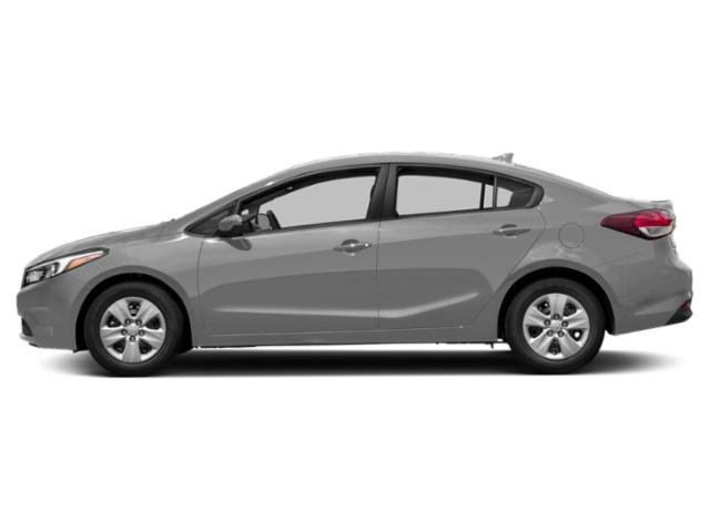Silky Silver 2018 Kia Forte Pictures Forte LX Manual photos side view