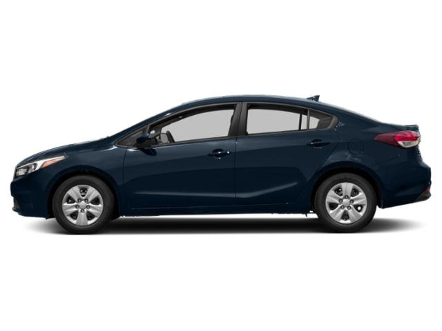 Deep Sea Blue 2018 Kia Forte Pictures Forte LX Manual photos side view